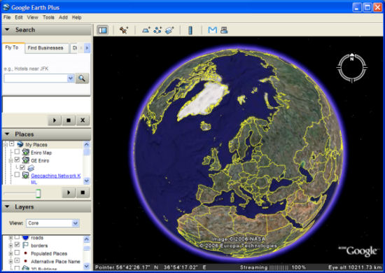 google maps satellite